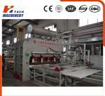 Semi-auto short cycle laminate pressing machine