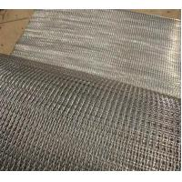 Cheap Food Grade Wire Conveyor Belts Stable Chain Drive Argon Welding For Biscuit for sale