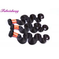 Cheap 9A Grade Virgin Indian Hair / Body Wave Weave Hair Soft And Smooth for sale