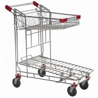 Cheap Airport Cargo Trolley Supermarket Shopping Carts for sale