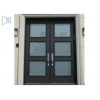 ... Quality Soundproof Aluminium Casement Door Thermal Break Out Swing Exterior  Door Wholesale ...