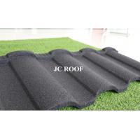 Cheap Wholesale high quality metal roofing tiles with color of terracotta black red brown green with low price for sale