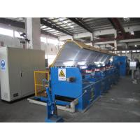 High / Low Carbon Steel Wire Drawing Process Cnc Drawing Machine 30KW Power