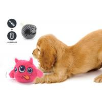 Cheap Non Toxic Dog Entertainment Toys , Indoor Plastic Material Pet Dog Toy for sale