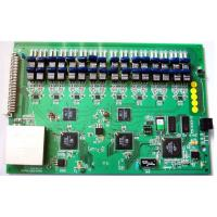 Green soldermask 8 layer Low Volume PCB Assembly with impedance control