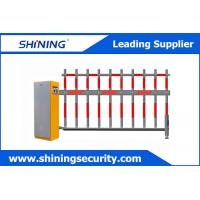 Cheap Automatic Boom Barrier Gate , Parking Boom Gate 3-6 Seconds High Speed for sale