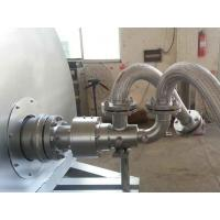 Smooth Operation Lasting Rotary Ash Cooler / Rotary Joint Two Precision Bearing