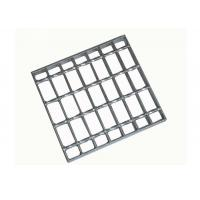 Cheap Light Duty Stainless Steel Walkway Gratings Non Slip Surface 304 316 Material for sale