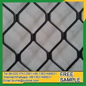 Kuala Amplimesh security screens metal mag mesh aluminium diamond
