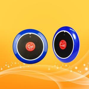 Indoor Circular Emergency Alert Button Wireless Smart Security Alarm System