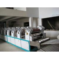 Cheap Professional Fried Instant Noodles Machine Production Line With Steaming / Cutting for sale