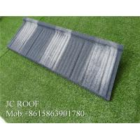 Cheap Waterproof Green Shingle Corrugated Zinc Roofing Sheets In Tanzania Customized Color for sale