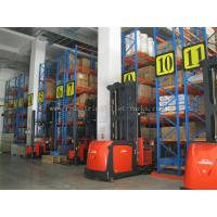 Buy cheap 5m / 16.5 FT Height Narrow Ailse Industrial Pallet Rack System Saving Space & Manpower from wholesalers