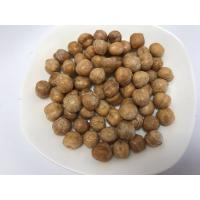 Cheap Fried Style Salted Roasted Chickpeas Snack Retailer Bag With Private Label for sale