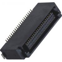 Buy cheap Male E Type LCP 40 Pin Header Connector 0.8mm Pitch Board To Board from wholesalers