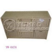 Paper Rope Cabinet