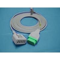 Cheap ECG/EEG Leadwire Cables GE-Marqutte 5-Lead ECG Cable GE-Marqutte 5-Lead ECG Cable for sale