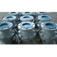 Cheap CAST STEEL FLOATING BALL VALVE (FB1/FB2) for sale