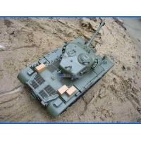 RC Military Toy Snow Leopard 1:16 R/C TIGER Tank Model(Smoke and Sound)