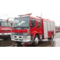 Cheap Fire fighting truck FVR34J2 for sale