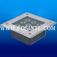 Cheap LED Underground Light 9x1W for sale