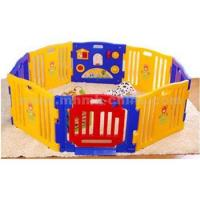 Cheap Baby Playpen with Optional Mounting System for sale