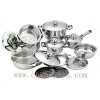 Cheap 21 PCS COOKWARE SET Item:CYTG2105 for sale