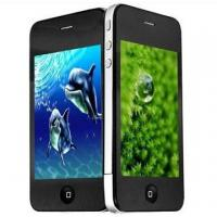 Cheap W360 dual sim cards dual standby mobile phone Wi-Fi JAVA 2.0 with Metal Body 3.5 inch touch screen for sale