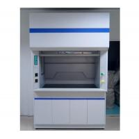 Fiberglass fume hood makeup air type 2