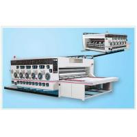 Cheap SYK 3350 New Type Multi-color Printing & Slotting Machine for sale