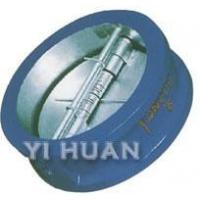 Cheap DDCV HD76/7X butt-clamped type double petal check valve for sale