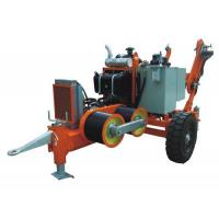 Cheap IRON HOUSING PULLING HOIST HY-YQ40 hydraulic puller for sale