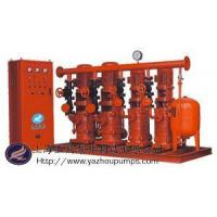 Cheap domestic water supply, fire complete set of equipment constant pressure for sale