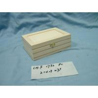 Cheap WOODEN BOXS Wooden BoxModel:CH.F1732 PCSSpecification:21x15x H7.5 cm Model :CH.F1732 PCS  Specification :21x15x H7.5 cm for sale