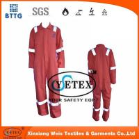 Flame retardant rope Orange pyrovatax cotton faddish workwear with FR and heat insulation material