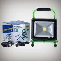 30W LED Chargeable Floodlight