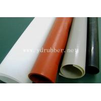 Cheap Rubber Products Silicone Rubber Sheet for sale
