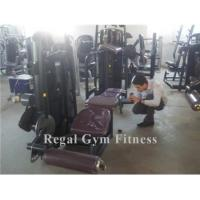 Cheap AE approved Prone Leg Curl Gym Machines for Leg(RT044) for sale