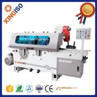 Cheap KI9320 Multiple Rip Double Side Planer Cutting and Planing Machine for MDF for sale
