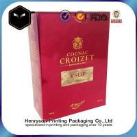Cheap Wholesale Paper Wine Box for sale