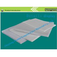 Cheap PE ultra thick needle punched non-woven fabric for sale