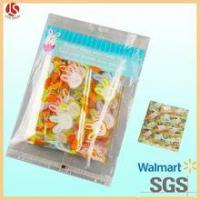 Cheap Large plastic Easter basket wrapping films gift wrapping sheets rabbit design for sale