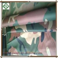 Cheap Windproof Waterproof Printed 190T Polyester Taffeta for tent fabric for sale