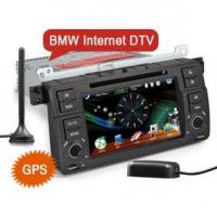 Erisin ES1146B BMW3 E46 7 HD Touchscreen Car Sat Nav with