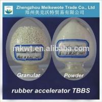 Cheap accelerator TBBS(95-31-8) for rubber tires industry for sale