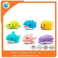 Cute OEM Animal Light-up Bath Toy