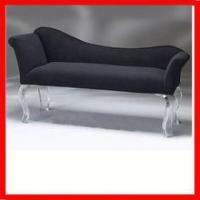 Cheap hot selling customized hot bending high polished clear acrylic sofa leg for sale