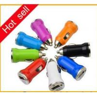 Cheap PA010 Hot selling car charger for mobile phone mini usb car charger 5v 1A for sale