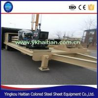 Cheap New Type Trapezoidal arch roof wall roll forming machine for sale