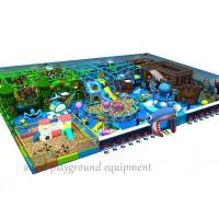 Cheap Pirate Ship playground equipment Model:B1602 for sale